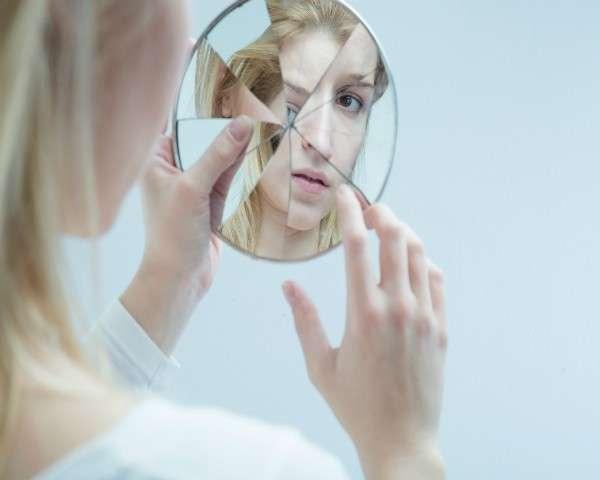 Como está a sua relação com a imagem que você enxerga no espelho?